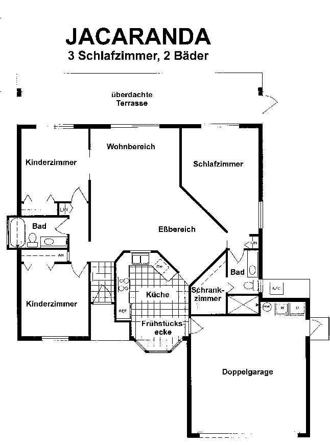haustyp jacaranda mehr als eine florida immobilie zur kapitalanlage. Black Bedroom Furniture Sets. Home Design Ideas